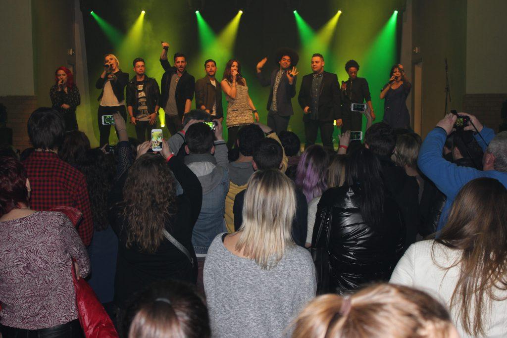 culture concert the voice family